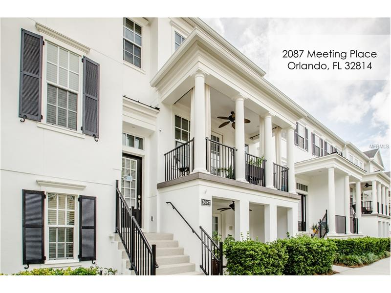 2087 MEETING PLACE, ORLANDO, FL 32814