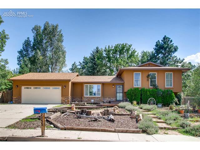2855 Purgatory Drive, Colorado Springs, CO 80918