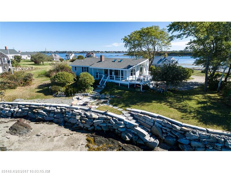 22 Potts Point RD , Harpswell, ME 04079