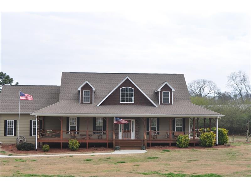 478 Sims Harris Road, Gillsville, GA 30543