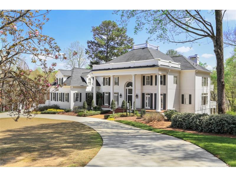 3711 River Mansion Drive, Peachtree Corners, GA 30096