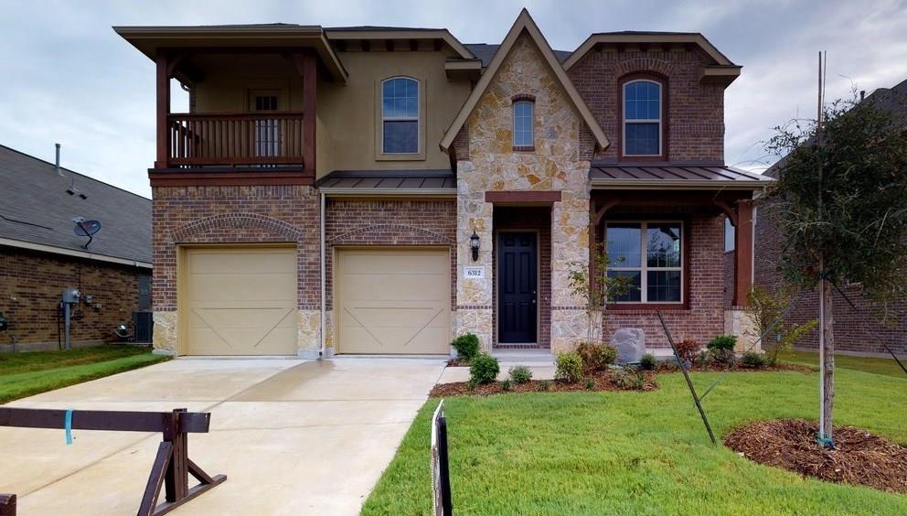 6312 Meandering Creek Drive, Denton, TX 76226