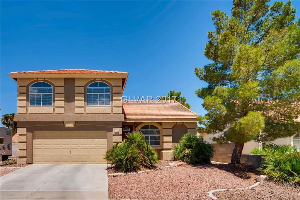 1496 SILVER GLEN Avenue, Las Vegas, NV 89123