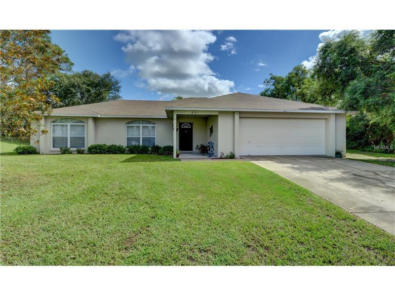 831 WHITE BIRCH COURT, ORANGE CITY, FL 32763