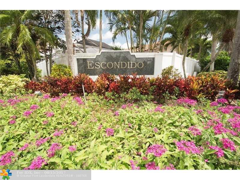 8815 E Escondido Way, Boca Raton, FL 33433