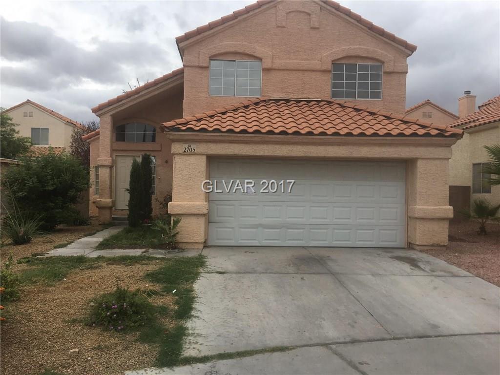 2705 BRIENZA Way, Las Vegas, NV 89117