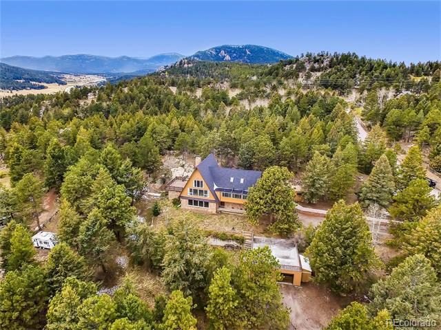 22994 Valley High Road, Morrison, CO 80465