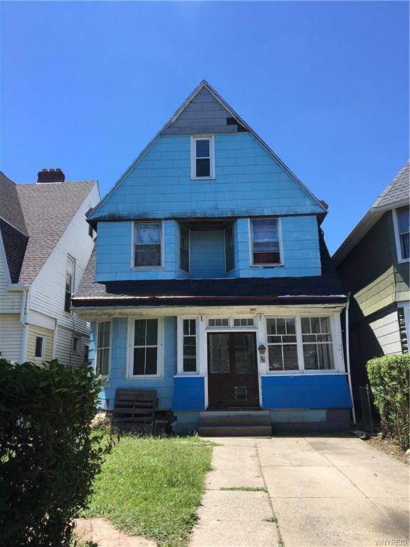 36 Lawrence Place, Buffalo, NY 14213