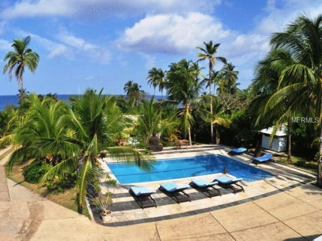 Ocean Front HOME/DIVE RESORT COLOMBIA, SAN ANDRES ISLAND, NJ 99999