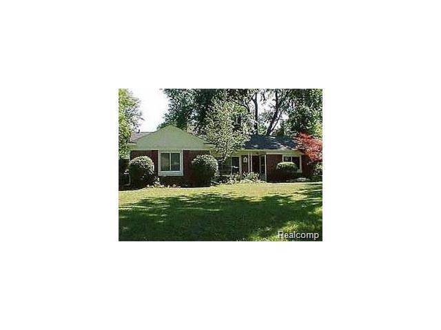 2115 LAWNDALE Avenue, West Bloomfield Twp, MI 48323