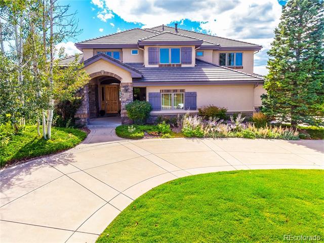 818 Fairchild Drive, Highlands Ranch, CO 80126