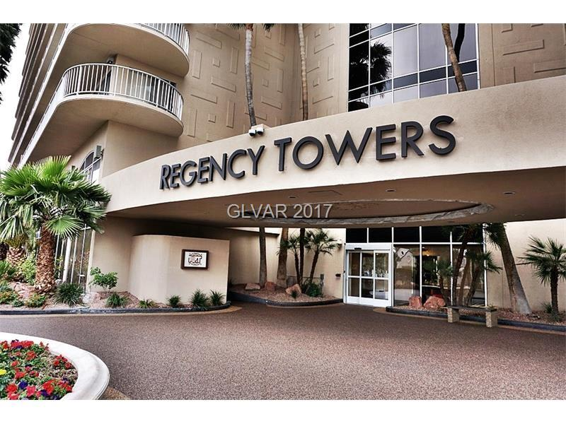 3111 BEL AIR Drive 10D, Las Vegas, NV 89109