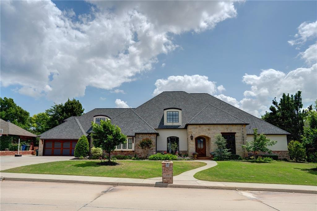 420 Country Club Terrace, Edmond, OK 73025