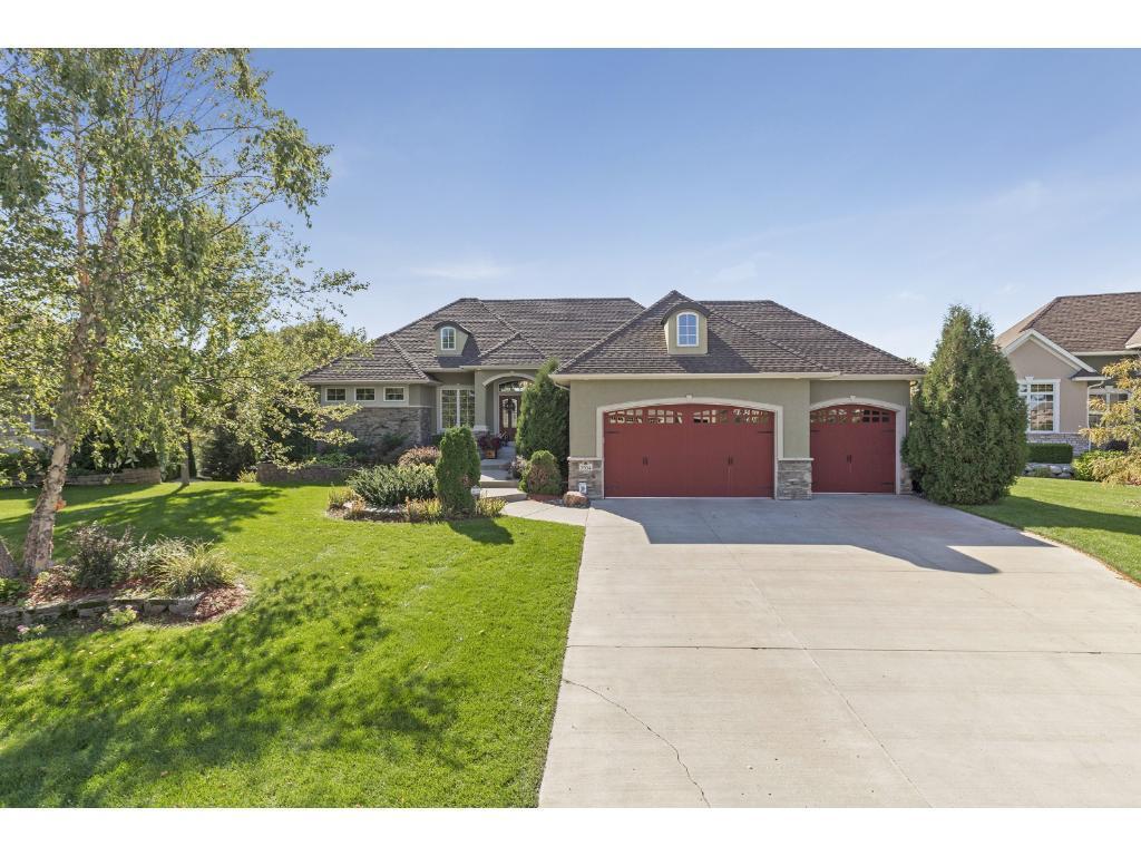 2904 Aspen Lake Drive NE, Blaine, MN 55449