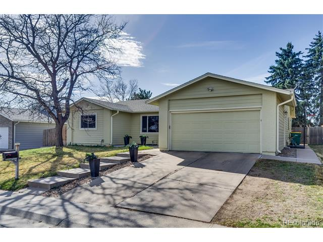 8266 W Dakota Place, Lakewood, CO 80226