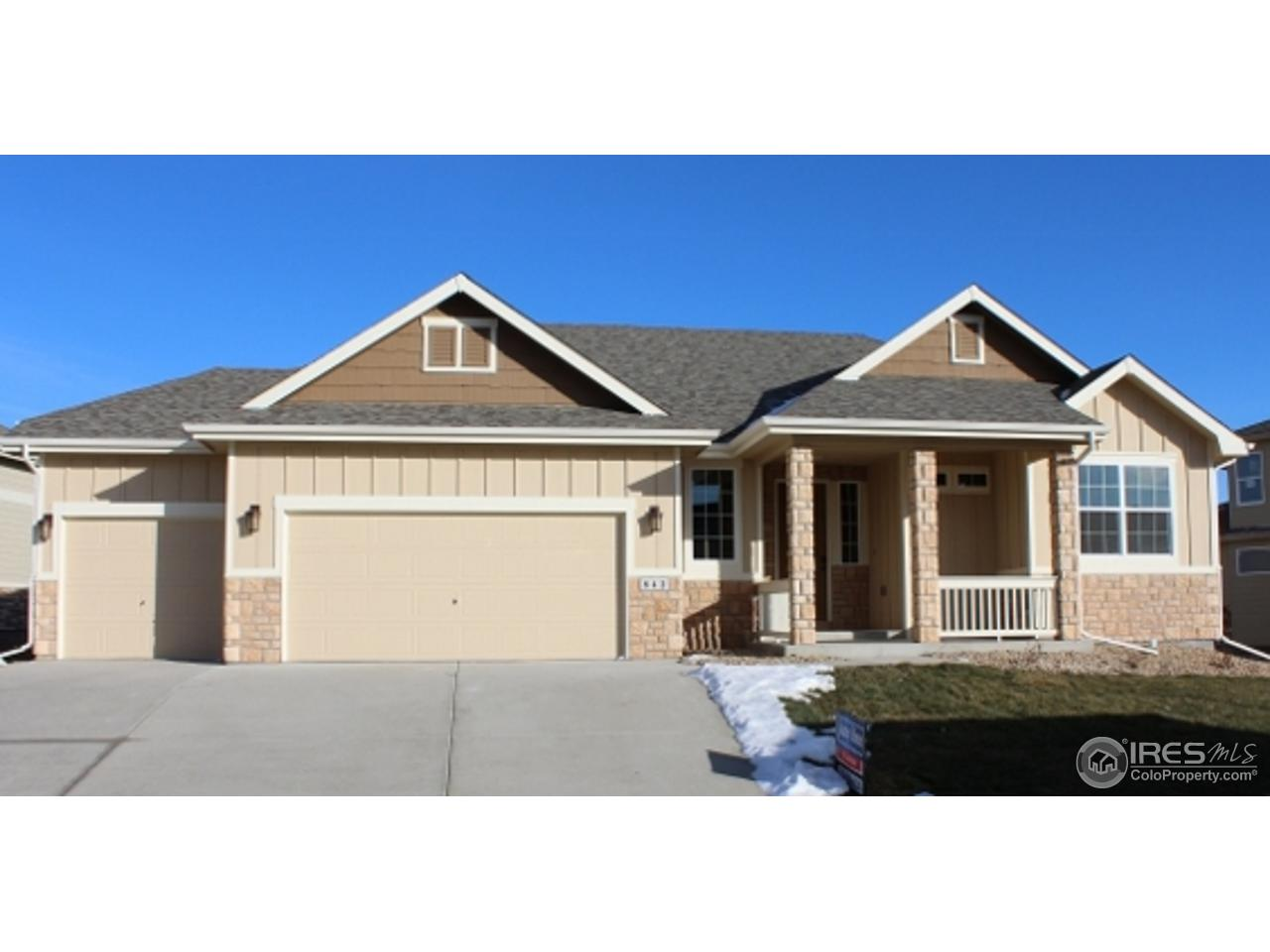 842 Corn Stalk Dr, Windsor, CO 80550