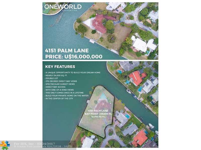 4151 PALM LN, Miami, FL 33137