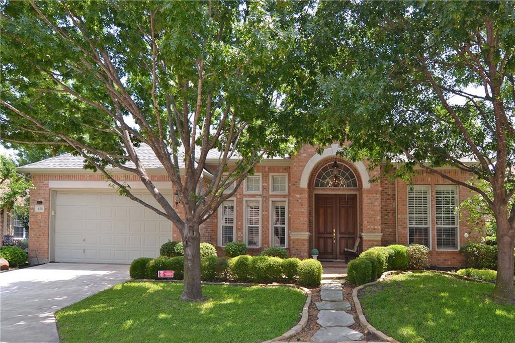 428 Cabellero Court, Fairview, TX 75069