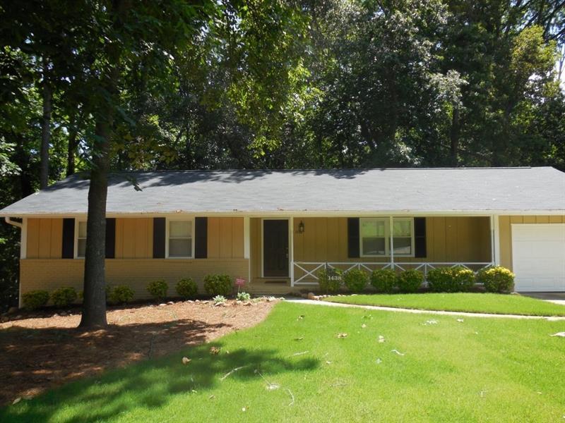 1438 Walnut Ridge Way, Stone Mountain, GA 30083