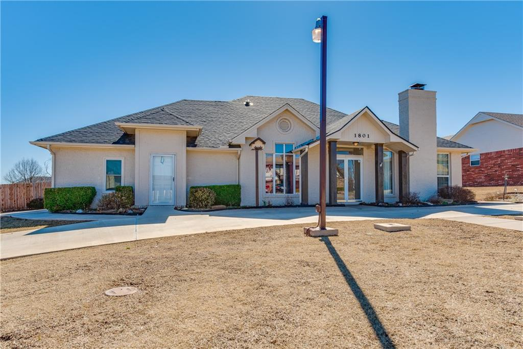 1801 Golf Course, El Reno, OK 73036