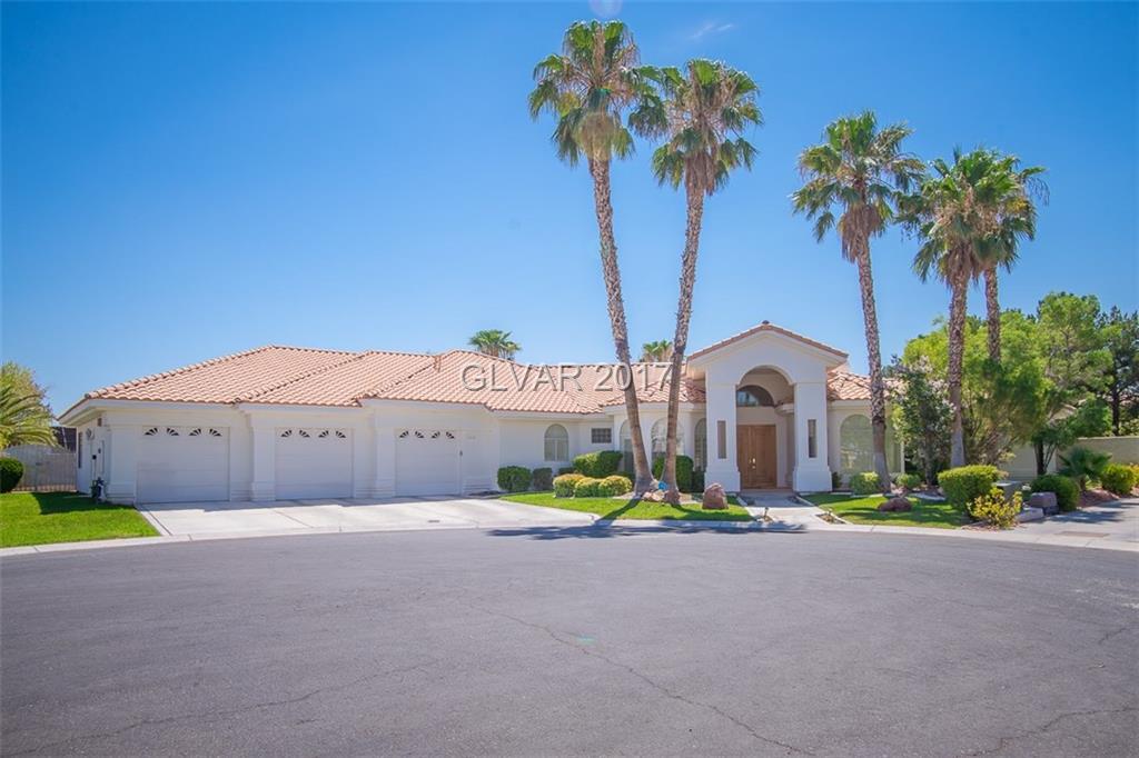 1740 OVAL Circle, Las Vegas, NV 89117