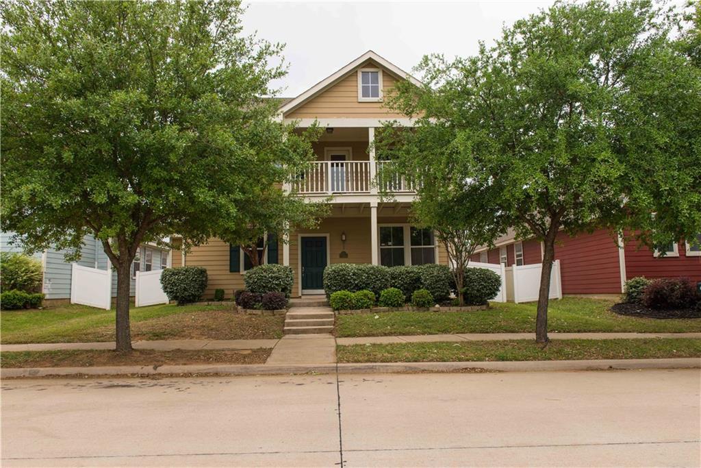 1619 Goodwin Drive, Aubrey, TX 76227