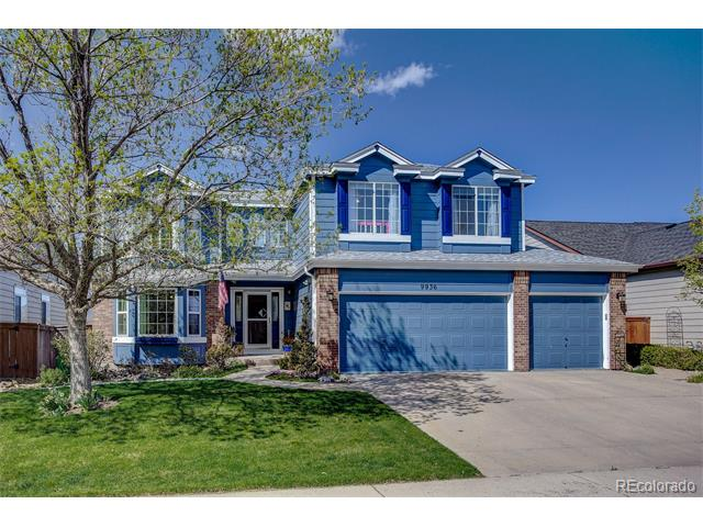 9936 Silver Maple Road, Highlands Ranch, CO 80129