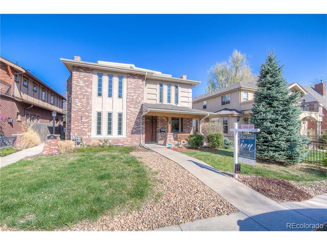 468 S Franklin Street, Denver, CO 80209