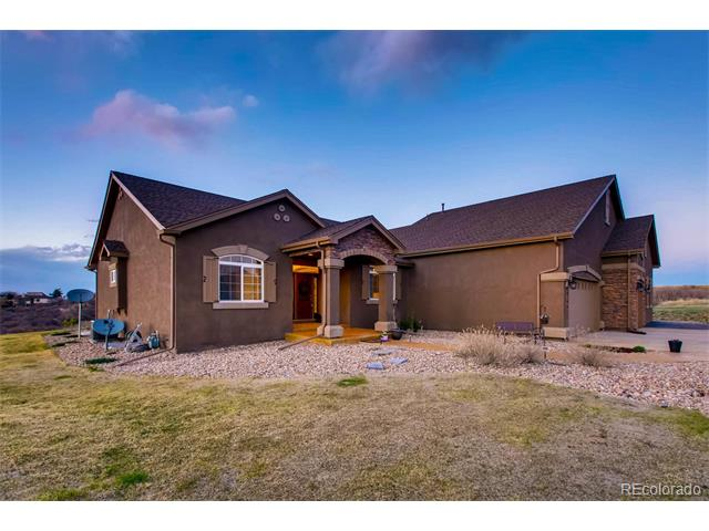 8196 N Keith Court, Castle Rock, CO 80108