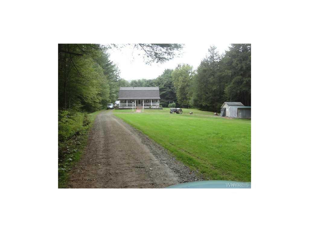 8343 Deer Creek Road, Genesee, NY 14715