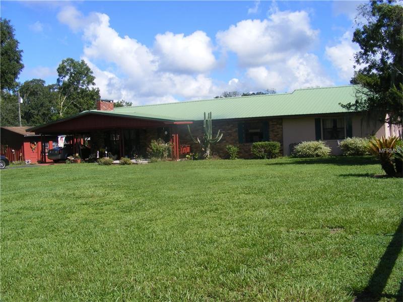 274 W KINGS HIGHWAY, CENTER HILL, FL 33514