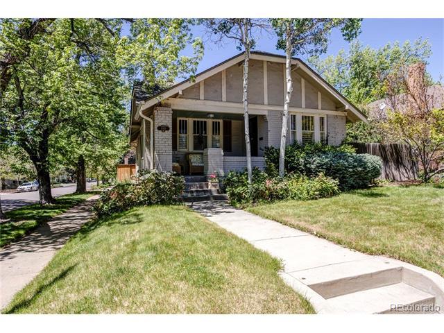 1093 S Corona Street, Denver, CO 80209
