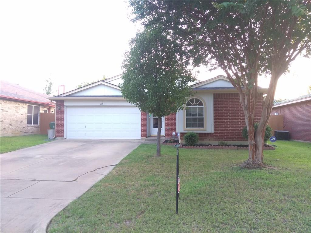 614 Hollyberry Drive, Mansfield, TX 76063
