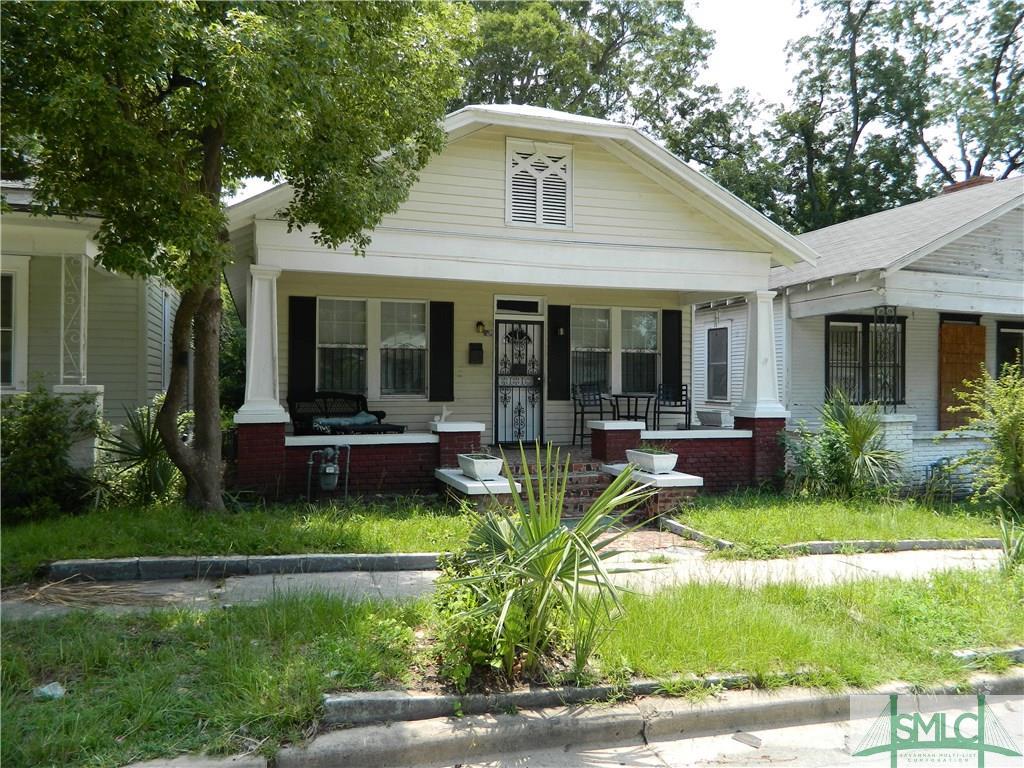 911 W 39th Street, Savannah, GA 31415