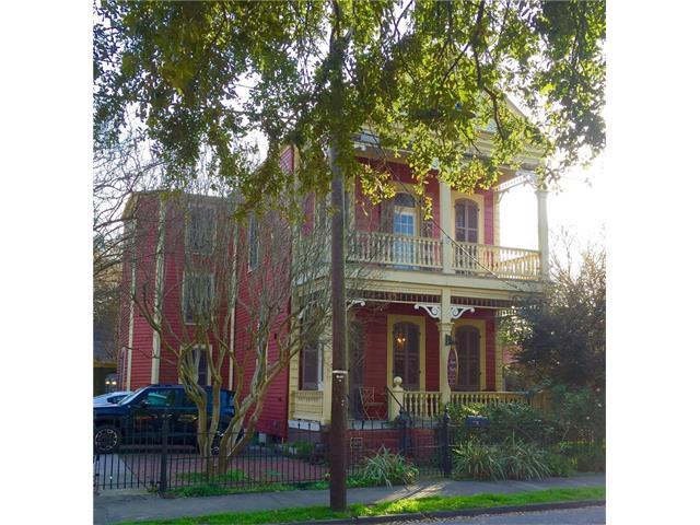 3820 BURGUNDY Street, New Orleans, LA 70117