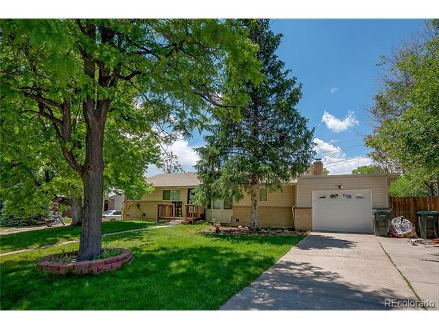 1481 S Saulsbury Street, Lakewood, CO 80232