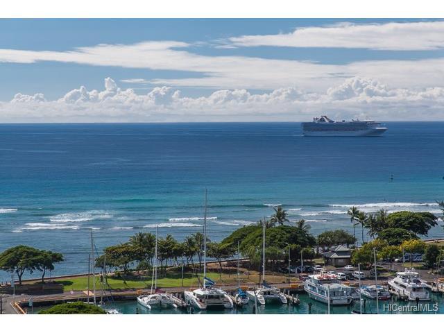 1118 Ala Moana Boulevard 1505, Honolulu, HI 96814