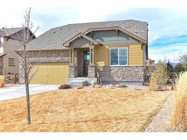 7034 Pear Leaf Court, Colorado Springs, CO 80927