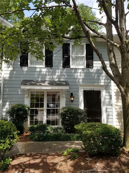 103 Courtyard Terrace, Roswell, GA 30075