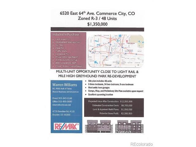 6520 E 64th Avenue, Commerce City, CO 80022