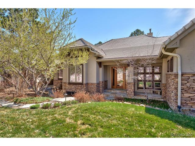2702 Castle Brook Drive West, Castle Rock, CO 80108