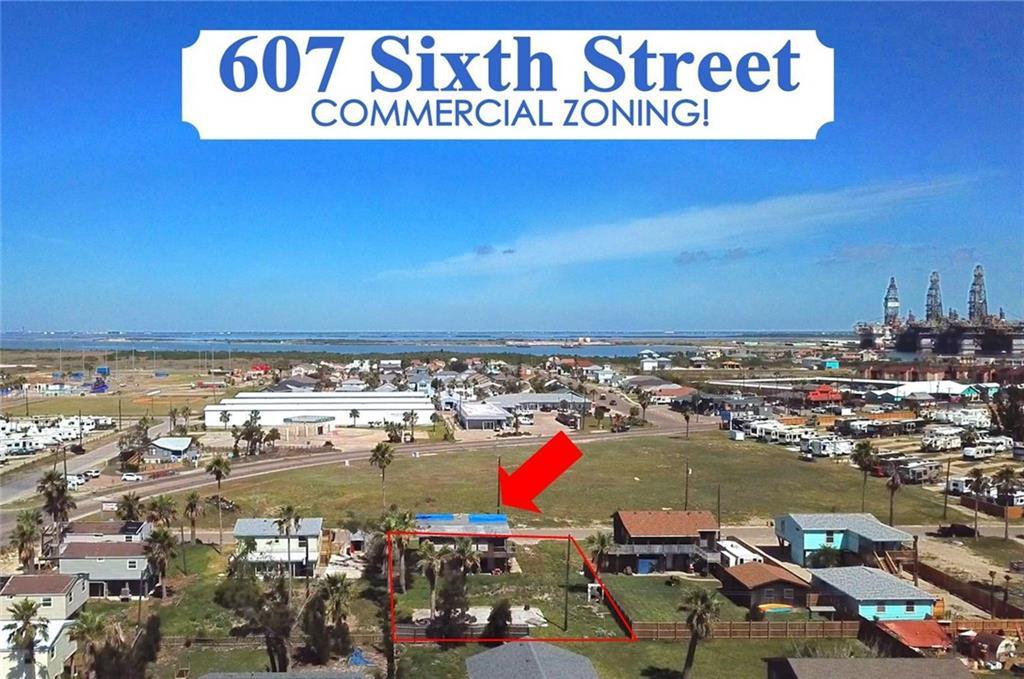 607 Sixth St, Port Aransas, TX 78373