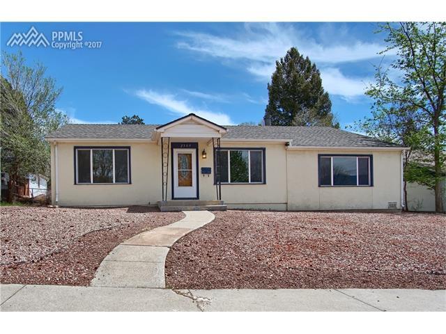 2309 Revere Lane, Colorado Springs, CO 80907