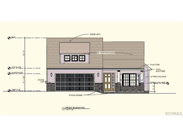7613 Settlers Ridge Court, Henrico, VA 23231