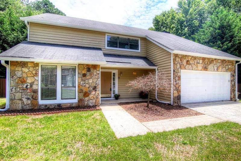 1025 Laurel Mill Drive, Roswell, GA 30076