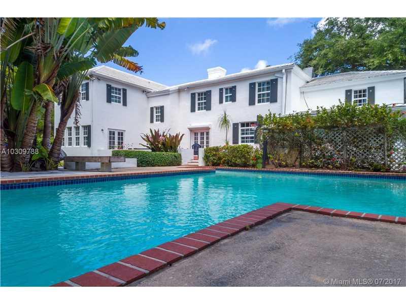 3599 N MOORINGS WY, Coconut Grove, FL 33133