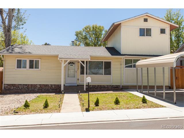 1029 Norwood Avenue, Colorado Springs, CO 80905