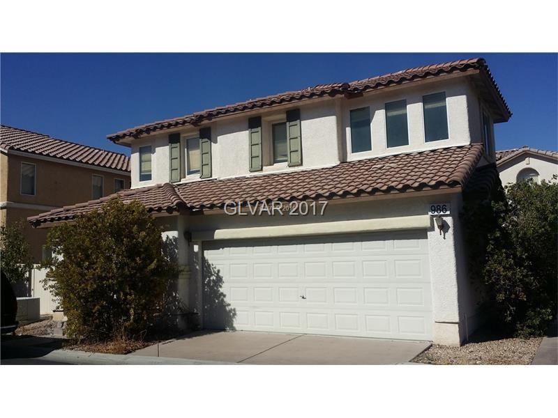 986 CORONADO PEAK Avenue, Las Vegas, NV 89183