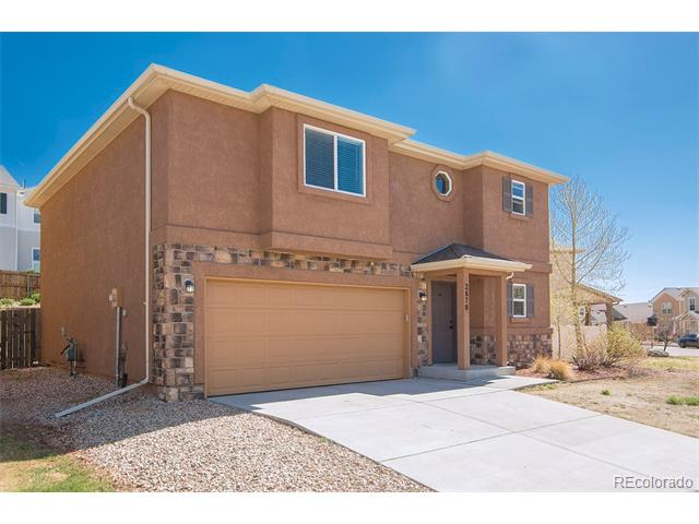 2670 Winterbourne Street, Colorado Springs, CO 80910