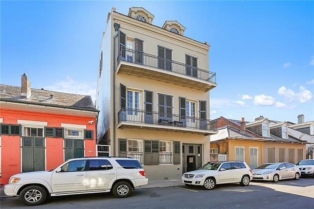 1124 BURGUNDY Street, New Orleans, LA 70116